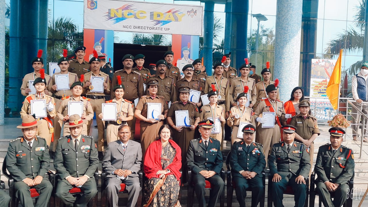 Raising day of NCC 2020