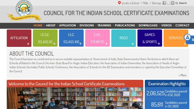 Governing Body of CISCE