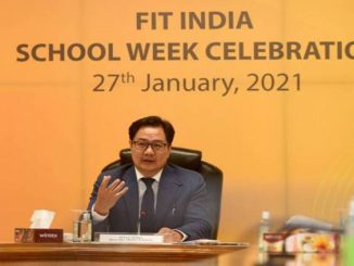 Fit India School Week
