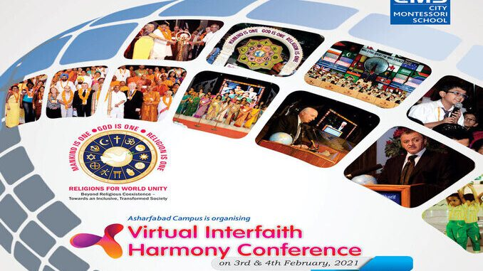 Virtual Interfaith Harmony Conference