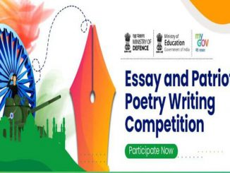 Patriotic Poetry Competition