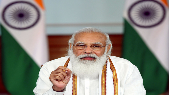 First Indian PM
